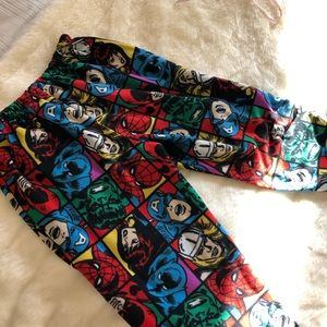 Other - AVENGERS PAJAMA PANTS